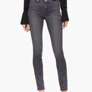 Paige skinny high rise jeans